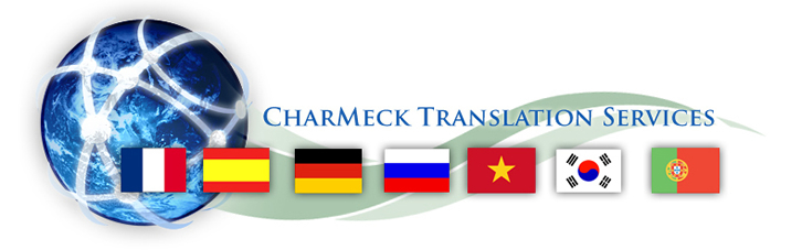 Charmeck Translation Services