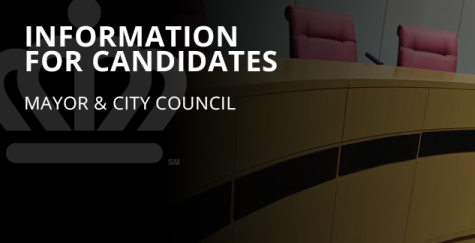 Information for candidates for Mayor and City Council