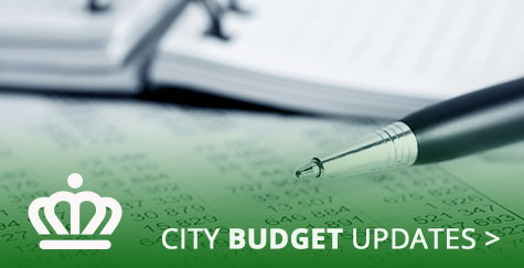 City of Charlotte's recommended budget