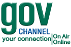 Watch us on The Government Channel